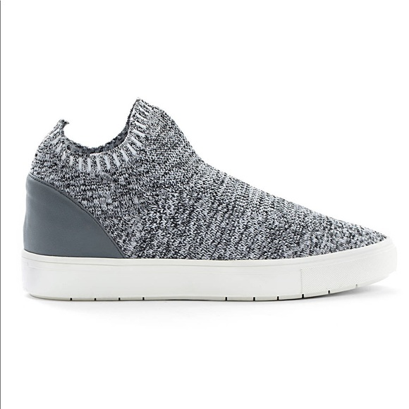 4353698cc0d Steve Madden grey Sly sneakers